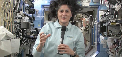 Sunita Williams, astronaut, awesome