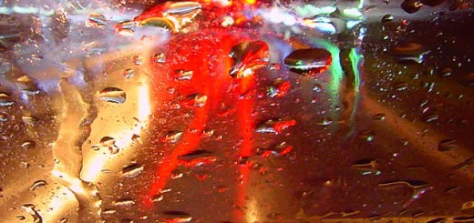 C: Rick Doble - rain on my windscreen