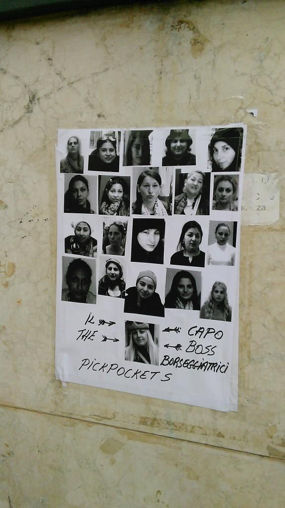 italian pickpockets