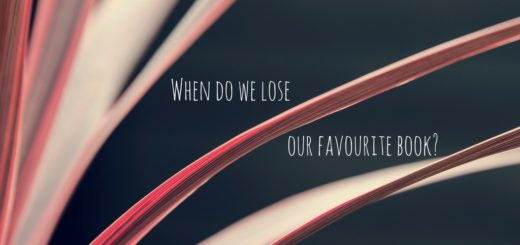When do we lose our favourite book-