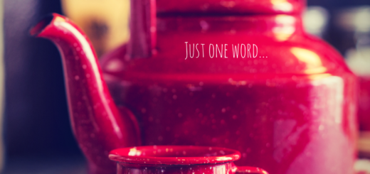 just-one-word