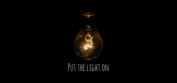 put-the-light-on