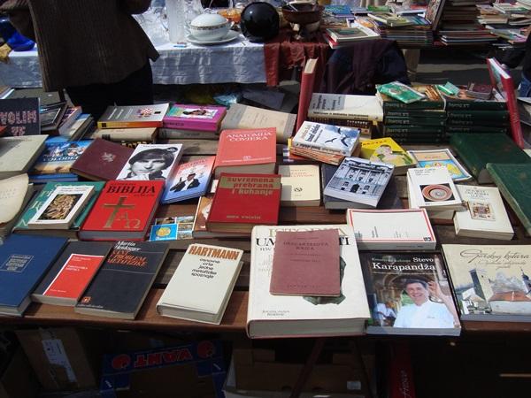 Old Yugoslav-era books