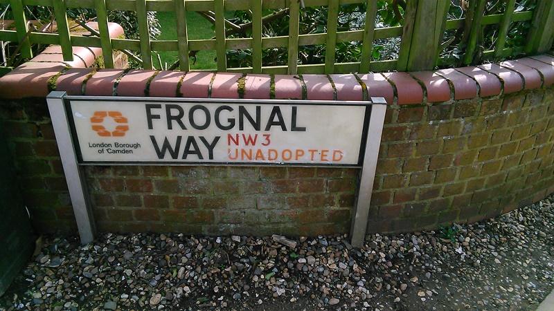 frognal way