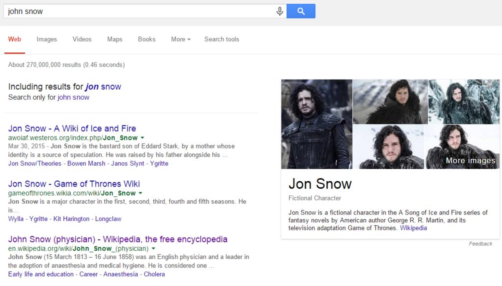 john snow screenshot
